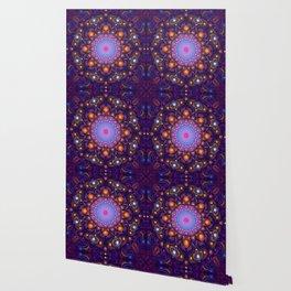 """""""Guardian"""" Mandala painting Wallpaper"""