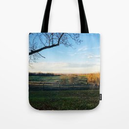 Invigorating Fall Tote Bag