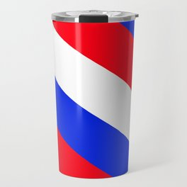 Red, White and Blue - 2 Travel Mug