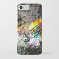 leopard iPhone & iPod Cases featuring LEOPARD by sametsevincer