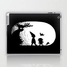 Beware the Unknown Laptop & iPad Skin