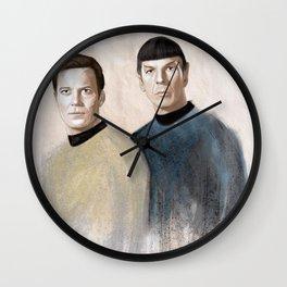 Away team Wall Clock