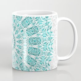 A Glittering Mandala Coffee Mug