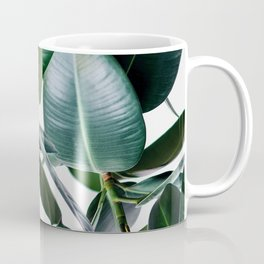 Tropical Elastica Coffee Mug