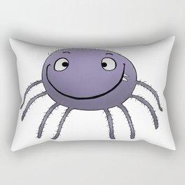 Spider Smile Rectangular Pillow