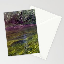River Grass Stationery Cards