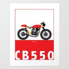 CB550 Poster Art Print