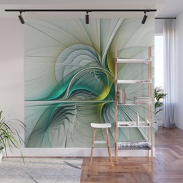 Fractal Evolution, Abstract Art Graphic Wall Mural