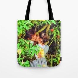 Love in bloom. Tote Bag