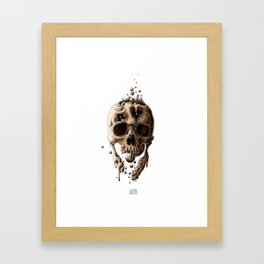 Catalyst - #3 - In Agony Framed Art Print