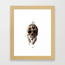 Catalyst - #3 - In Agony Framed Art Print