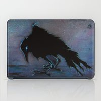 raven iPad Cases featuring Raven by Christine's heART