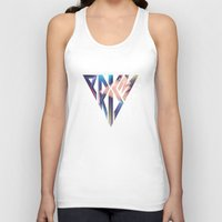prism Tank Tops featuring PRISM by TheDraw