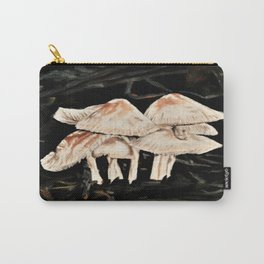 mushroom village Carry-All Pouch
