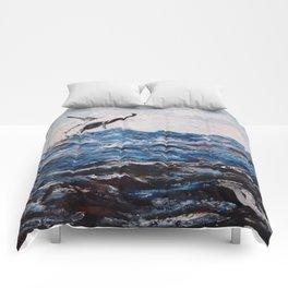 The Amazing Orca Comforters