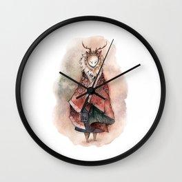Dawn Keeper Wall Clock