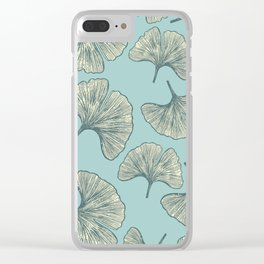 Ginko Clear iPhone Case