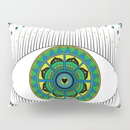 Kaleidoscope Life Pillow Sham