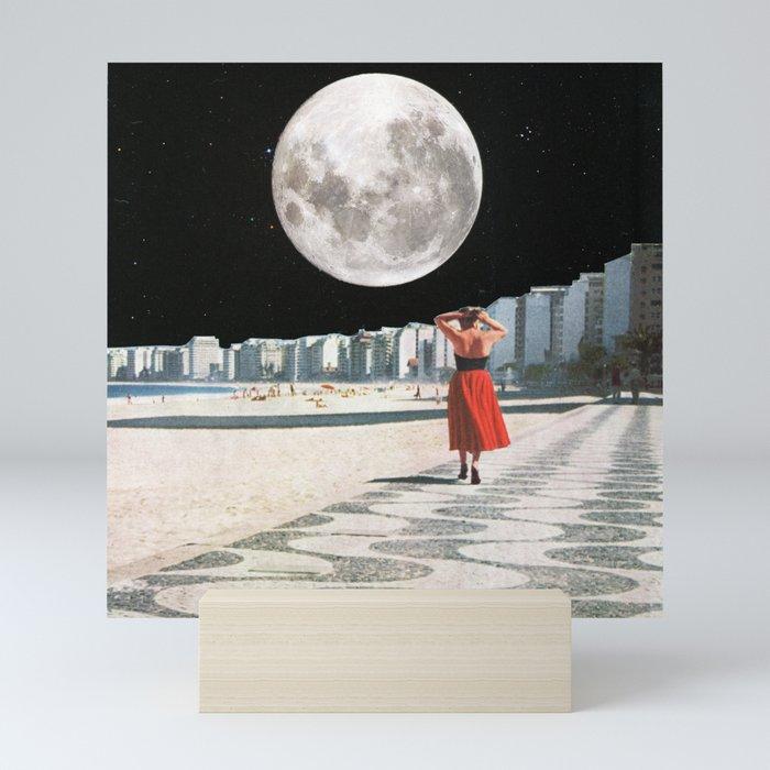 Moonwalk Mini Art Print
