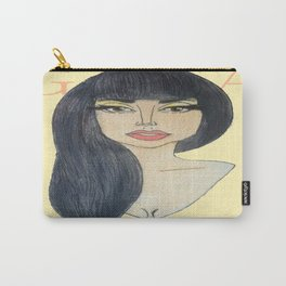 'Inez Doppelgänger' Carry-All Pouch