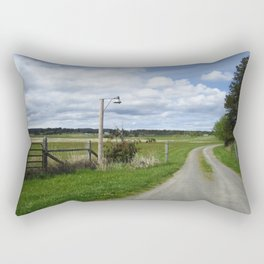 Friday Harbor Rectangular Pillow