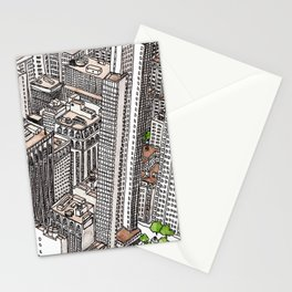 New York View Stationery Cards