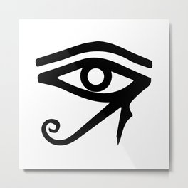 The Eye of Ra Metal Print