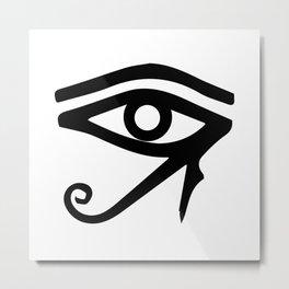 The Eye of Ra Metal Print