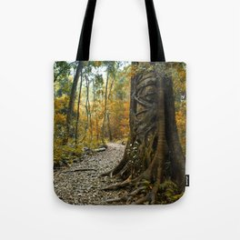 Bunya treasure Tote Bag
