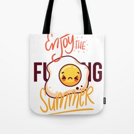 Enjoy the Summer Tote Bag