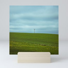 Rural Landscape Mini Art Print