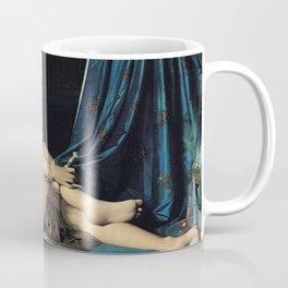 Jean Auguste Dominique Ingres, The Grand Odalisque Coffee Mug