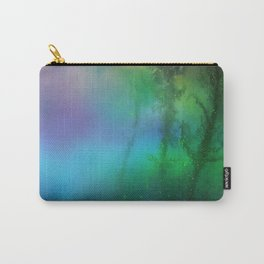Abstract Kelp Forest Edge Carry-All Pouch