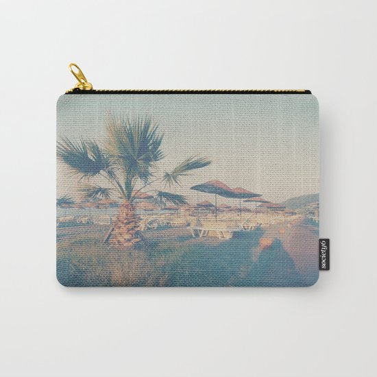 RELAXING - A Day at the Beach Carry-All Pouch
