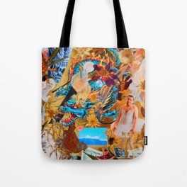 Fate of nations. Tote Bag