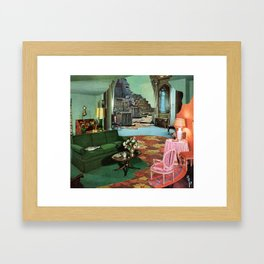 Dream House II Framed Art Print