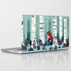 The Birches Laptop & iPad Skin