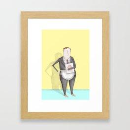 Amstermannetje #6 Framed Art Print