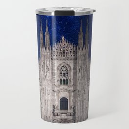 Under the starlit sky Travel Mug
