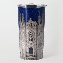 Under the starlit sky Travel Mug