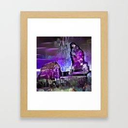 Helgoland Bizarre Framed Art Print