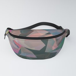 Camouflage XXIV Fanny Pack