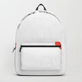 Hunter S. Thompson Gonzo Shirt Backpack
