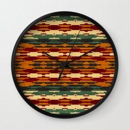 Native Soul Wall Clock