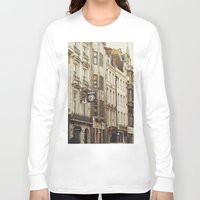 london Long Sleeve T-shirts featuring London  by Nina's clicks
