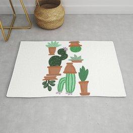 Cacti & Succulents Rug