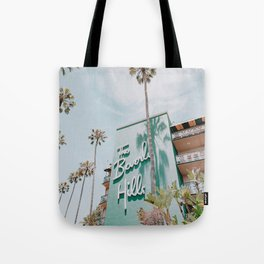 beverly hills / los angeles, california Tote Bag