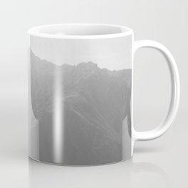 Top of the Rockies B&W Coffee Mug