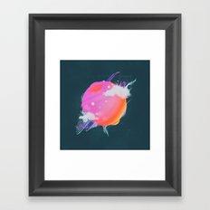JAWWBREAK (08.10.15) Framed Art Print