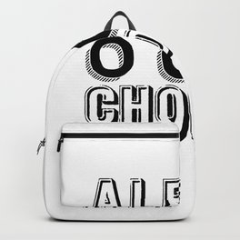Ale o co chodzi Backpack